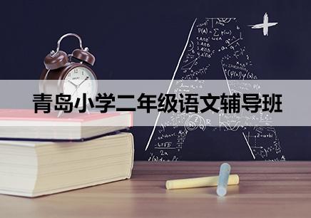 青岛小学二年级语文补习