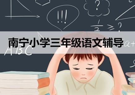 南宁三年级语文补习