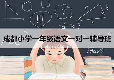 成都小学一年级语文补习
