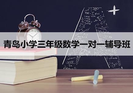 青岛小学三年级数学辅导