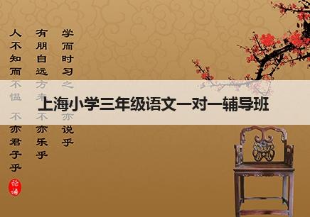 上海三年级语文课外补习