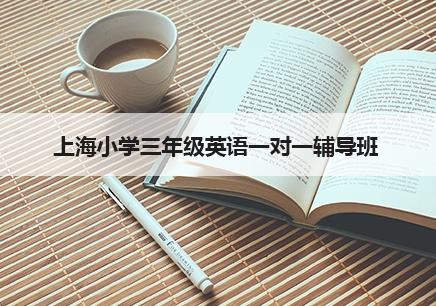上海三年级英语课外补习