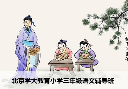 北京小学三年级语文一对一辅导班