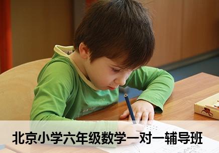 北京小学六年级数学课外辅导费用
