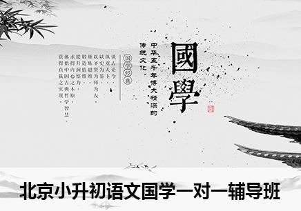 北京小升初语文国学辅导班