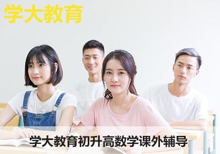 北京初升高数学辅导班