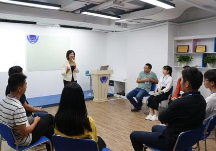 广州今英演讲艺术课程