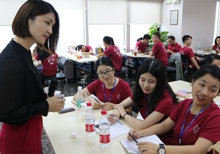 广州今英人际沟通培训