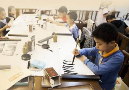 广州少儿书法学习班