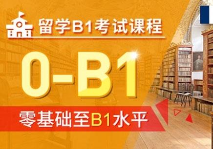 武汉法语留学B1学习课程