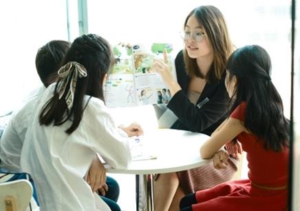 武汉13-15岁青少年英语辅导