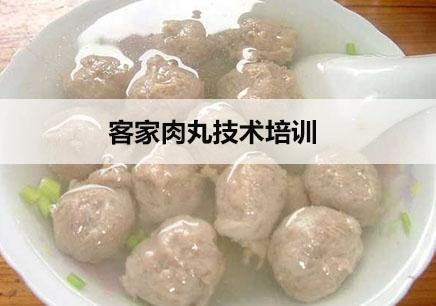 惠州客家肉丸技术培训费用