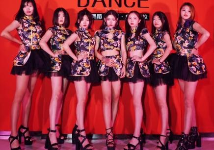 深圳TB秀舞蹈培训班