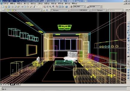 杭州室内设计专业学习班