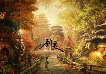 杭州游戏原画大师班