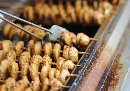 杭州烤面筋技术培训