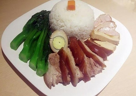 杭州隆江猪手饭技术培训