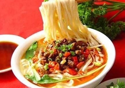 杭州津市牛肉粉培训