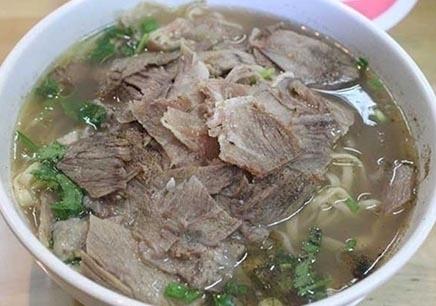 深圳正宗奉化牛肉面培训