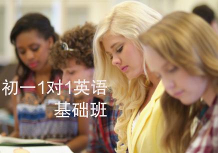北京州1对1英语辅导班