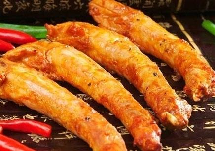 深圳烤鸡脖技术培训