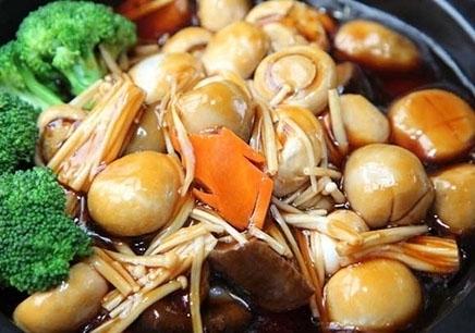 深圳砂锅菜技术培训