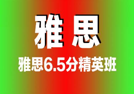 无锡雅思精品6.5分培训班