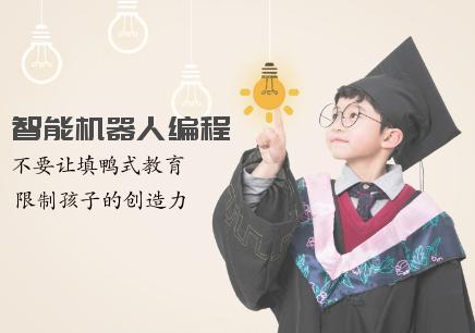 深圳少儿智能机器人培训