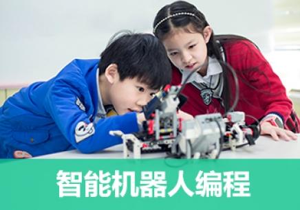 珠海少儿智能机器人培训