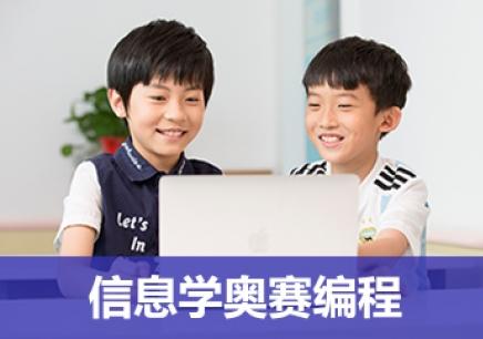 深圳少儿信息学奥赛培训介绍