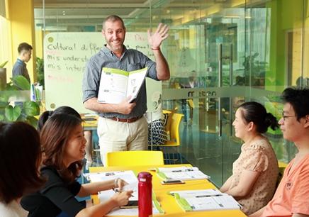 宁波个人提升英语培训班