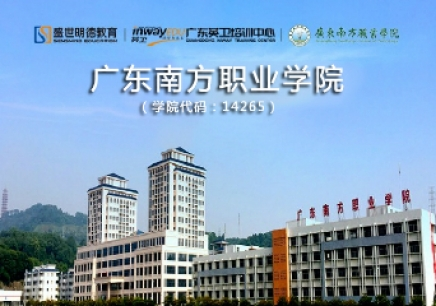 佛山学历提升_广东南方职业学院