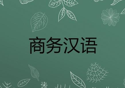 深圳商务汉语培训班