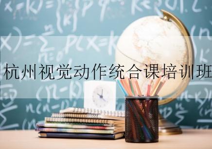 杭州视觉动作统合课培训班