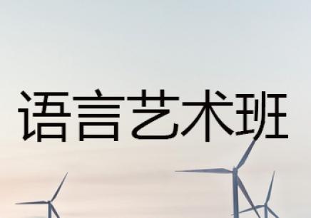 深圳语言艺术小班学习班