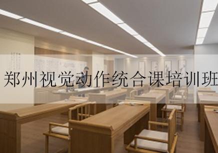 郑州视觉动作统合课培训班