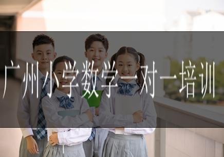 广州小学数学一对一培训