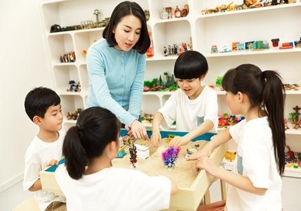 杭州儿童情商力培训课