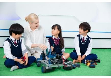 童程童美少儿人工智能编程培训班