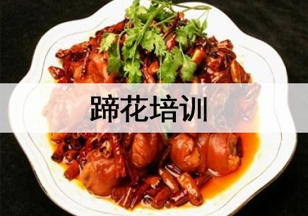 杭州蹄花培训