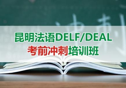 昆明法语DELF/DEAL考前冲刺培训班