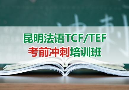 昆明法语TCF/TEF考前冲刺培训班