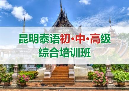 昆明泰语初中高级综合培训班
