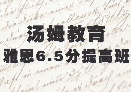 青岛雅思6.5分精讲班