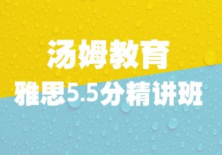 青岛雅思5.5分精讲班