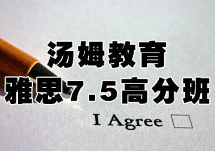 青岛雅思7.5分高分班