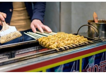 深圳烤面筋制作培训