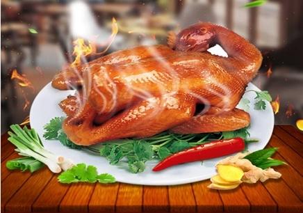 广州食为先仙庙烧鸡培训