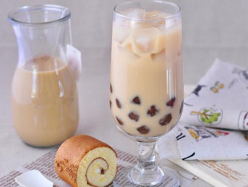 广州哪里能学做奶茶