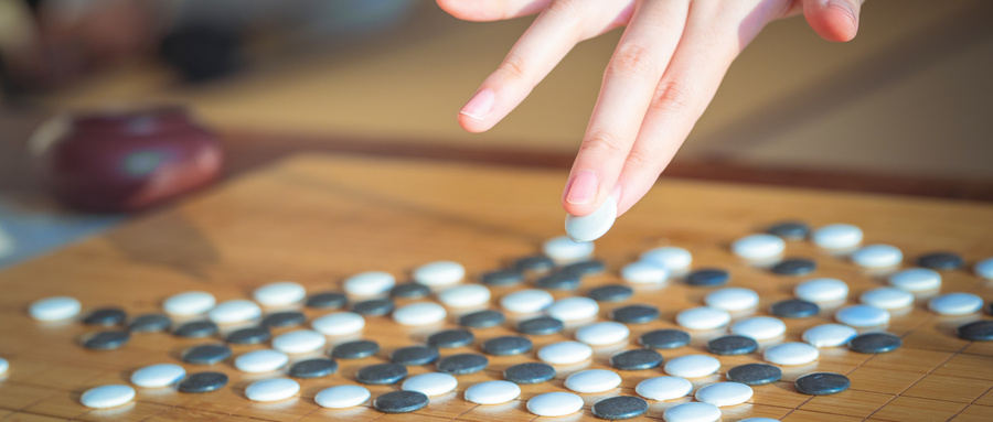 心理学家:玩围棋可以有效地提高孩子的智商